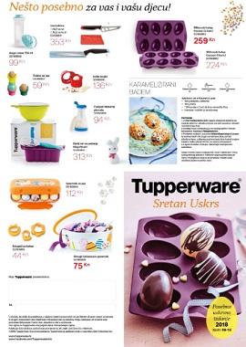 Tupperware katalog Uskrs