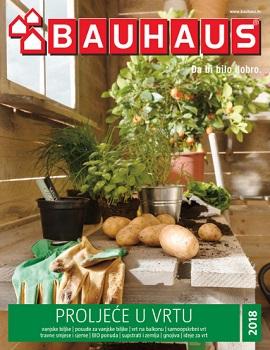 Bauhaus katalog Proljeće u vrtu