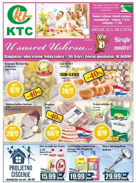 KTC katalog Uskrs