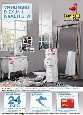 Lesnina katalog Vrhunski dizajn i kvaliteta