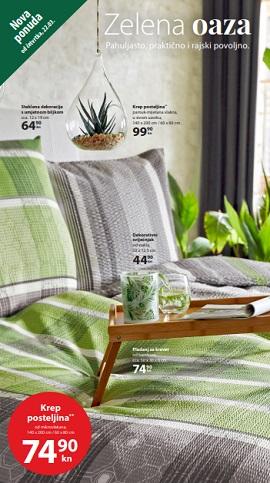 NKD katalog Zelena oaza