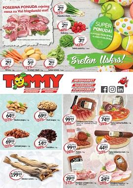 Tommy katalog Uskrs