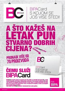 Bipa katalog Bipa Card