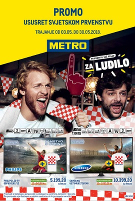 Metro katalog Ususret svjetskom prvenstvu