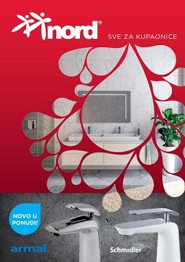 Nord katalog Sve za kupaonice