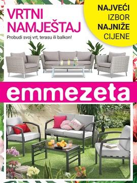 Emmezeta katalog Vrtni namještaj