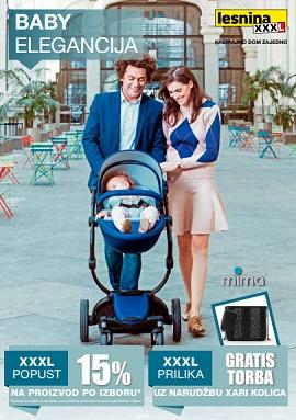 Lesnina katalog Baby elegancija