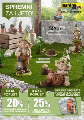 Lesnina katalog Spremni za ljeto