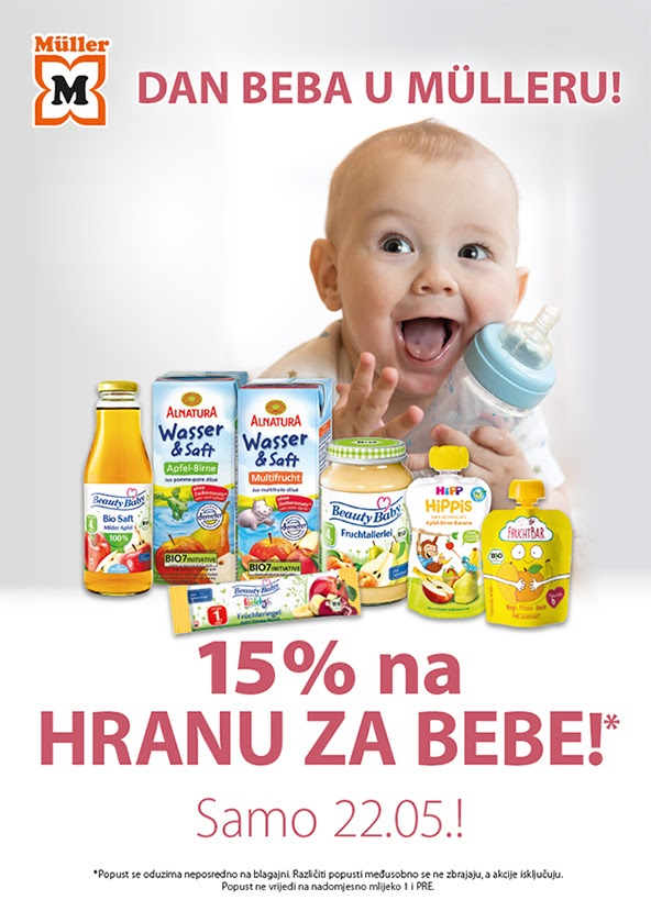 Muller akcija Dan beba
