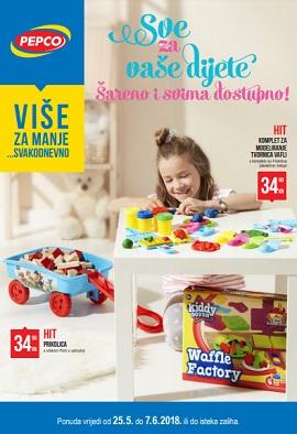 Pepco katalog Sve za vaše dijete