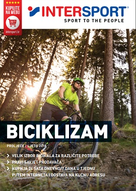 Intersport katalog Biciklizam
