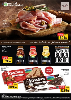 Istarski marketi katalog