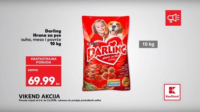 Kaufland vikend akcija hrana za pse