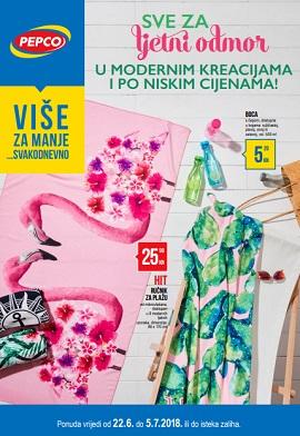 Pepco katalog Sve za ljetni odmor