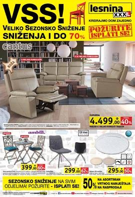 Lesnina katalog Zagreb Jankomir