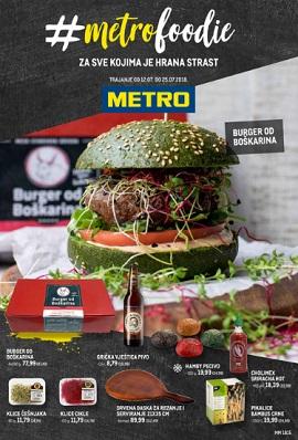Metro katalog Metro foodie