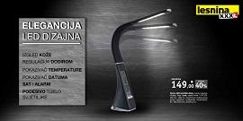 Lesnina katalog LED svjetiljke
