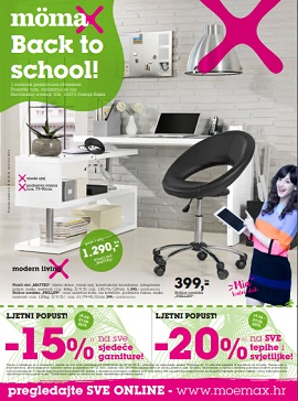 Momax katalog Back to school