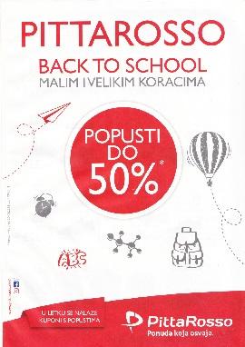 Pittarosso katalog Škola