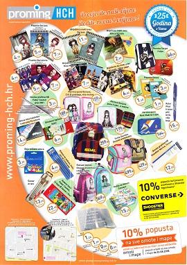 Proming HCH katalog