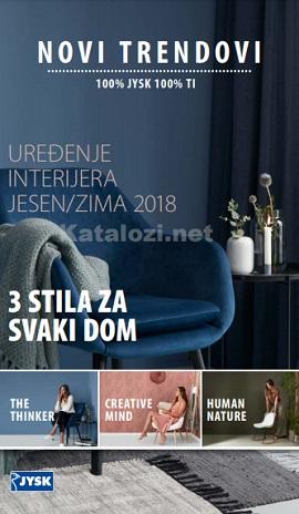 JYSK katalog Novi trendovi