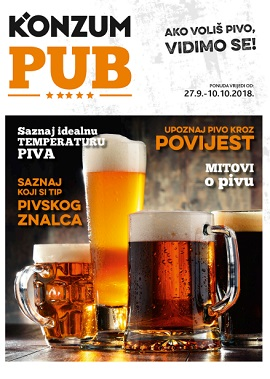 Konzum katalog Pub