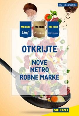 Metro katalog Robne marke