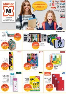 Muller katalog Škola