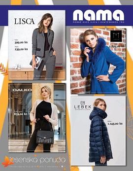 Nama katalog Jesenska ponuda