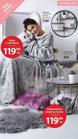 NKD katalog Udobno spavanje