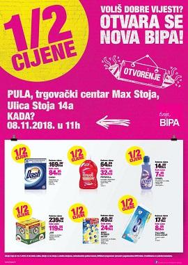 Bipa katalog Pula Max Stoja