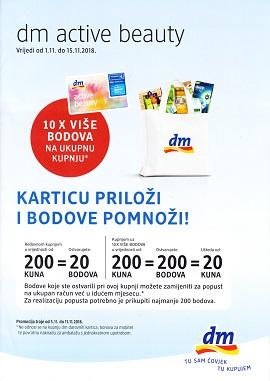 DM katalog Active Beauty