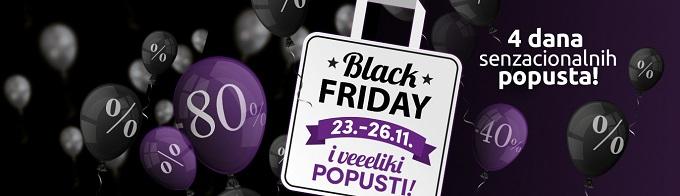 HGSpot Black Friday popusti