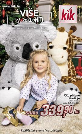 KiK katalog Pokloni