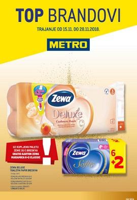 Metro katalog Top brandovi