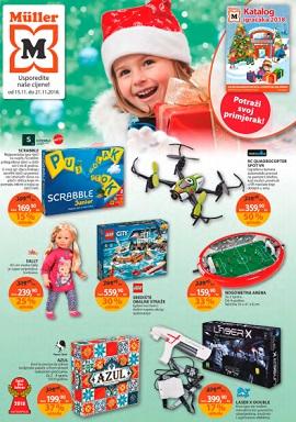 Muler katalog igračke