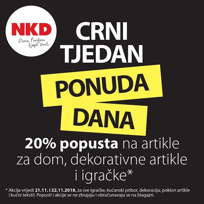 NKD Crni tjedan