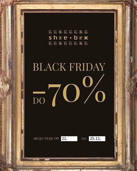 Shoe Box Black Friday