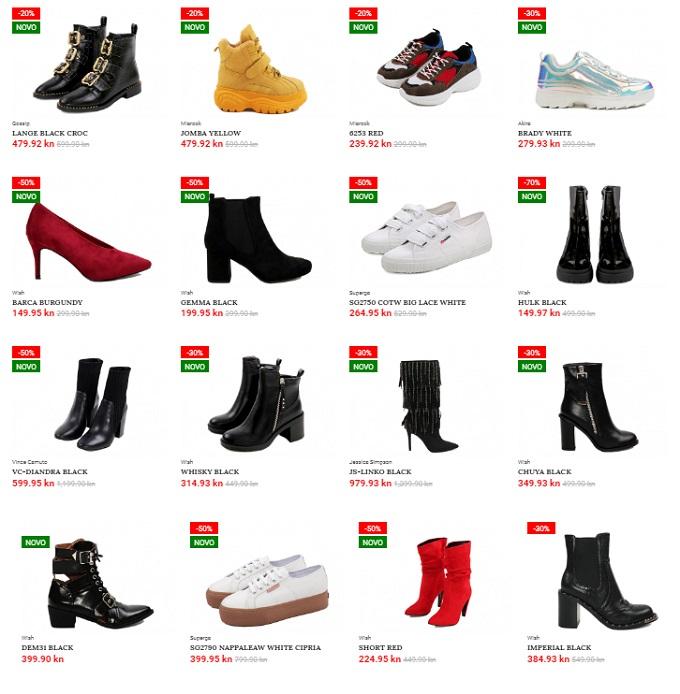 Shoe Box Black Friday popusti