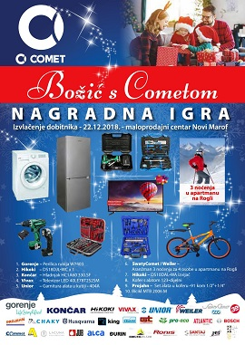 Comet katalog Božić