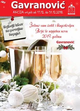 Gavranović katalog Božić