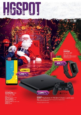 HG Spot katalog Božić