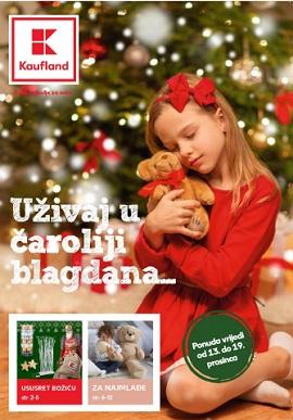 Kaufland katalog Uživaj u čaroliji blagdana