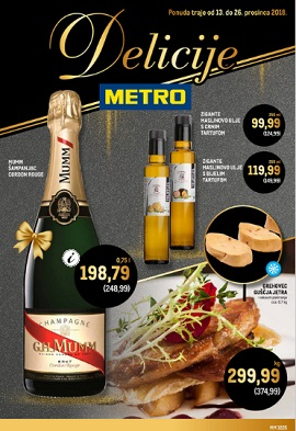 Metro katalog Delicije