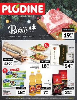 Plodine katalog Božić