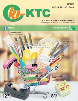KTC katalog Školski pribor