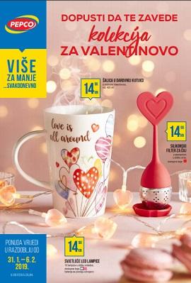 Pepco katalog Valentinovo