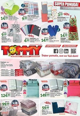 Tommy katalog Domaćinstvo
