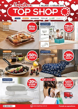 Top Shop katalog