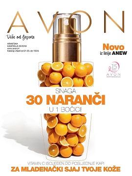Avon katalog 5